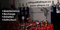 Recharge des extincteurs Rabat