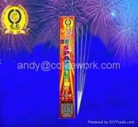 Étinceleurs jouets Fireworks 6-36 pouces pour mariage Events Nouveau Parti Année Journée nationale de Noël