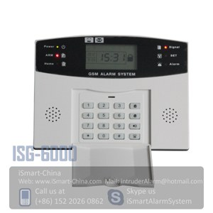 Système de sécurité à la maison sans fil de SMS Grossiste