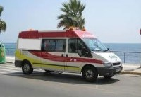 lot d'ambulances