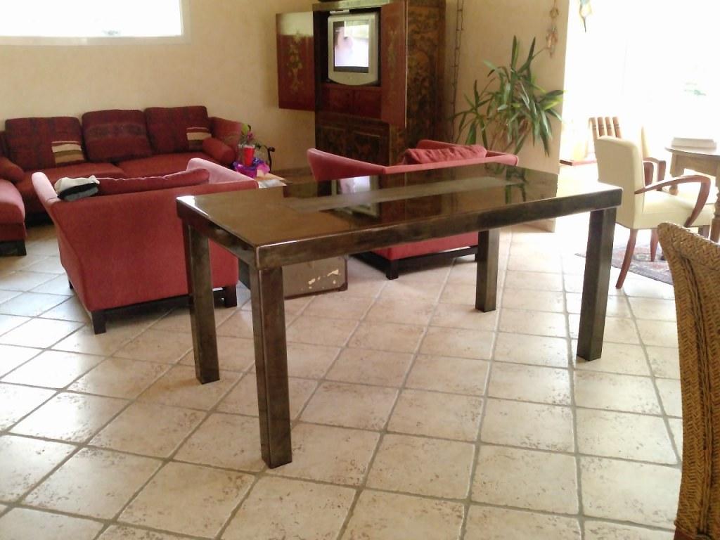 Fabricant meubles acier bois design for Fabricant meuble