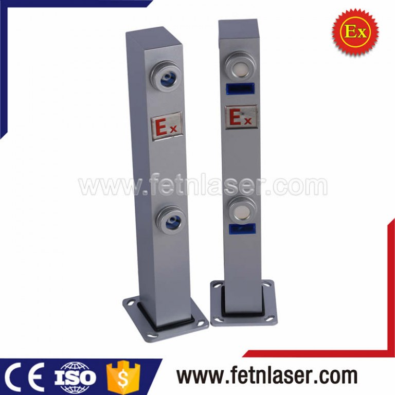 Outdoor security long distance laser sensor for perimeter alarm system