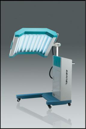 Appareil De Uv Lampe Phototherapie Uvb 311nm Pour Le Vitiligo Psoriasis