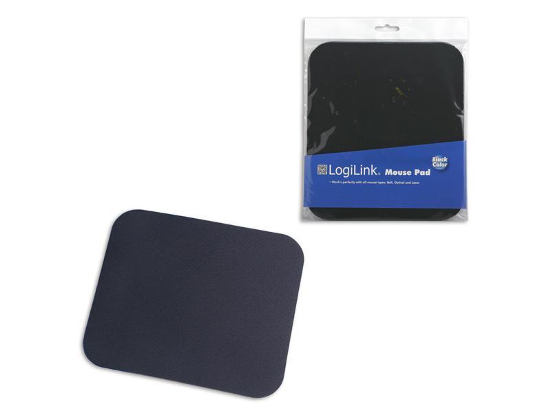 tapis de souris noir logilink id0096 import export