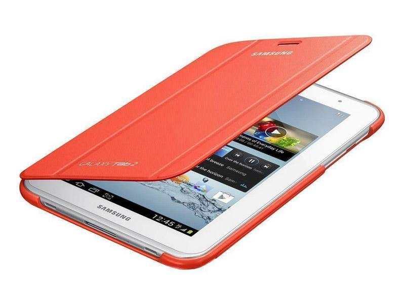 housse de protection pour tablette samsung galaxy tab 2 7 0 rouge. Black Bedroom Furniture Sets. Home Design Ideas