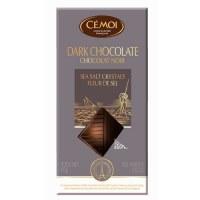 TABLETTE DE CHOCOLAT NOIR -CEMOI -100 g