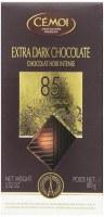 TABLETTE DE CHOCOLAT NOIR INTENSE - CEMOI -100 g