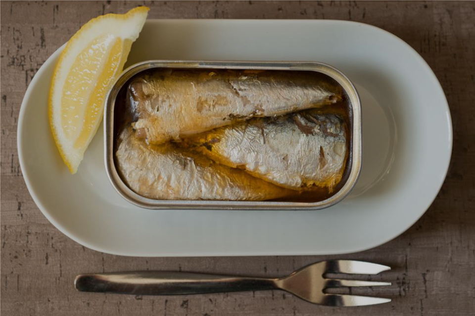 Conserve de sardines l huile v g tale import export - Conserve de sardines maison ...