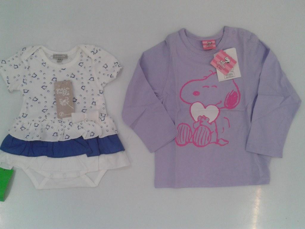 80db2992f2618 Vêtements enfants Z et Grain de blé Import Export