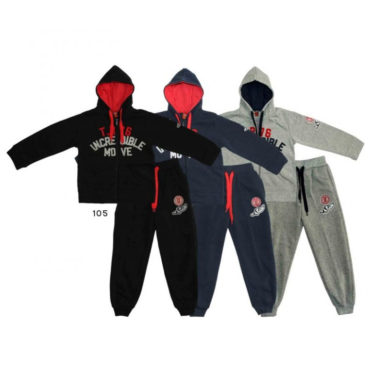 Fournisseur Fashion Jogging Incredible Move 4 12 Ans Import Export