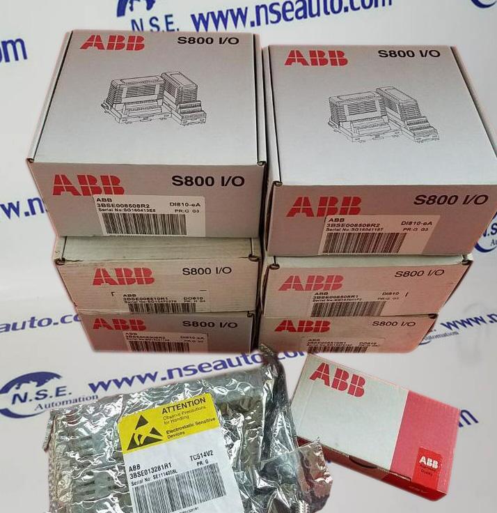 ABB DSDP170 57160001-ADF Import Export