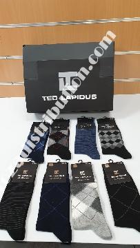 Chaussettes Jacquard Ted Lapidus