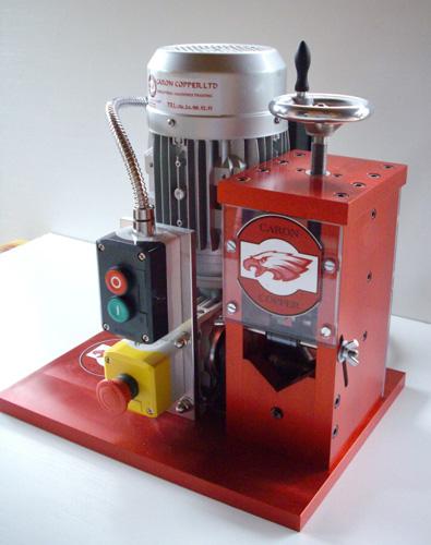 Caron copper ltd machine d nuder les fils d nuder maintenant - Degaineuse fil electrique a vendre ...