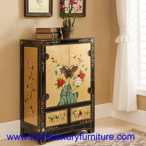 coffre de coffre de tiroirs de cabinets du coffret en bois fy hg10. Black Bedroom Furniture Sets. Home Design Ideas