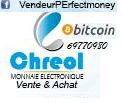 Achat vente bitcoin perfect money Cameroun en Afrique