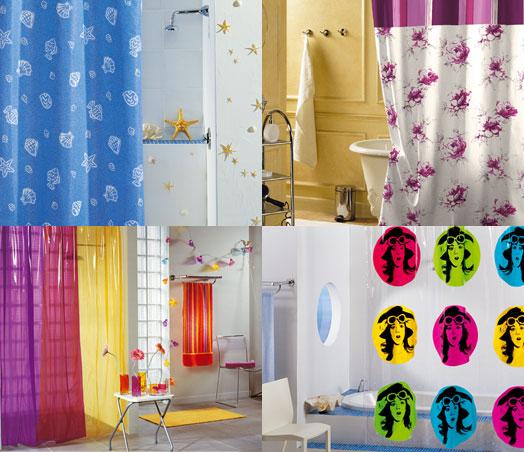 Lot rideaux de douche s d p i e import export - Rideaux de douche design ...