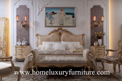 Chambre à coucher Furnitur de chambres à coucher du Roi Bed Modern
