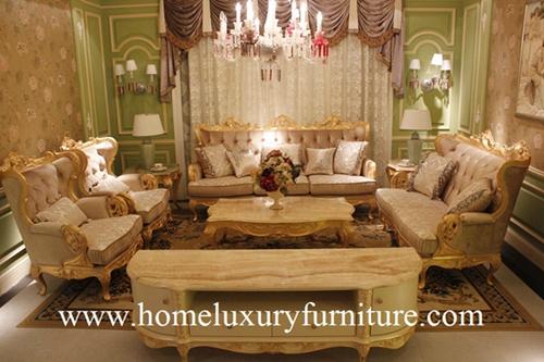 Placez La Vente Chaude De Sofa Dans Les Meubles Italiens Classiques