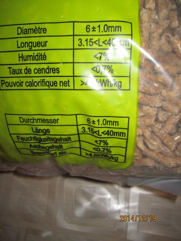 Granules de bois 100% resineux # Acheter Granulés De Bois