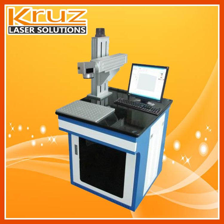 used fiber laser marking machine