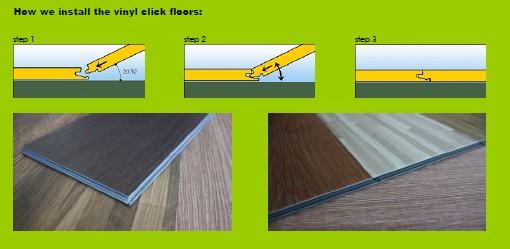 lame parquet pvc clipsable emboitable gamme pro u4p3 import export. Black Bedroom Furniture Sets. Home Design Ideas