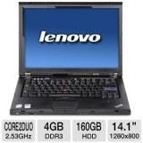PC PORTABLE LENOVO T400 CORE DUO