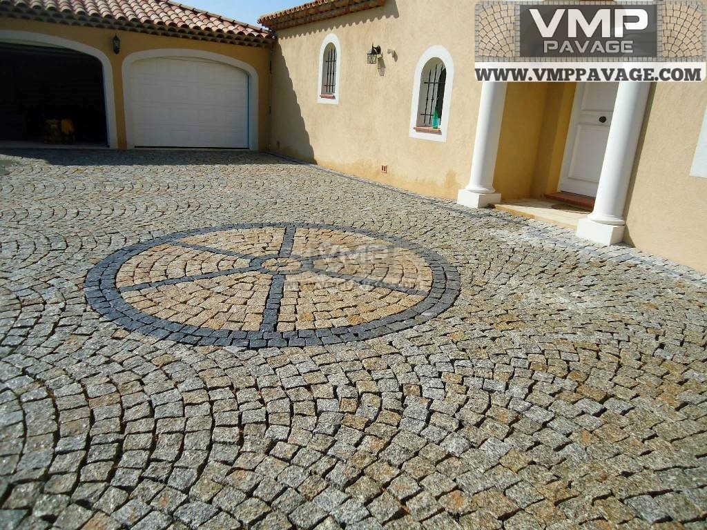 Pavage granit sainte maxime 83 var st vmp pose pav granit import - Comment poser pave granit ...