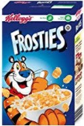 Palette Kellogg's Frosties