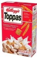 Palette Kellogg's Toppas