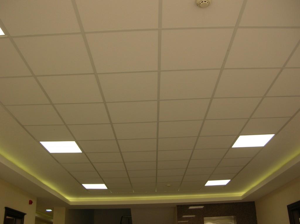 Plafond Suspendu En Matiere Dalle 60x60 Import Export