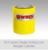 Vérin de faible poids à simple effet de la série RCS