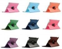 Grossiste iPad Retina Air 360 ° Rotation cuir Smart Cover