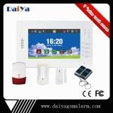 Système d'alarme sans fil à écran tactile complet X6