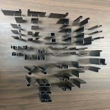 201&304 stainless steel decorative furniture metal trim black titanium metal trim strips
