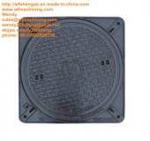Chinease Foundry Ductile Iron Manhole Covers for Rainwater