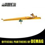 Best Price 5ton 10ton 15ton 20ton under running single girder overhead bridge crane,bri...