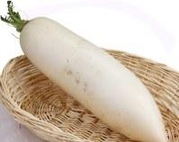 White turnip