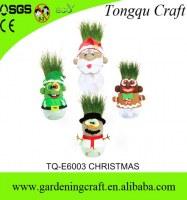 Tailor Personal Logo Cheap M. Herbe Head New Annoncer Promotion Toy enfant Avec la Chin...