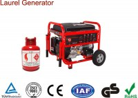 Economical Natural Gas Generators Portable Compact Long Run Time Provide Electric Power...