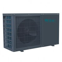 DC inverter swimming pool heat pump