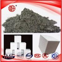 Feuilleté Aluminium Poudre pour béton cellulaire léger Bloc Fabricant