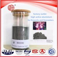 Poudre d'aluminium actif pour Fireworks Pyrotechnie