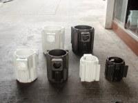 Lost foam aluminum and metal casting mold