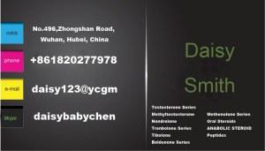 SKYPE:daisybabychen,CAS 58-22-0 Testoviron Raw Testosterone Powder Virilon Steroids For...