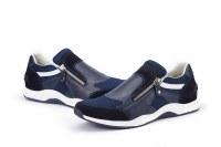 HAUTTON sport en cuir chaussures YD014