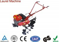 Tiller Machine for Land Use