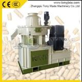 Biomass Ring Die Wood Pellet Machine/Flat Die Sawdust Pellet Press Machine