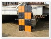 Huao n'importe quelle taille en plastique panneau de face d'aile marine noir
