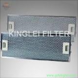 Grease air filter
