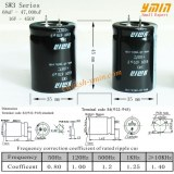 Can Capacitor Snap in Electrolytic Capacitor for E-car Charging Post and E-Vehicle Char...
